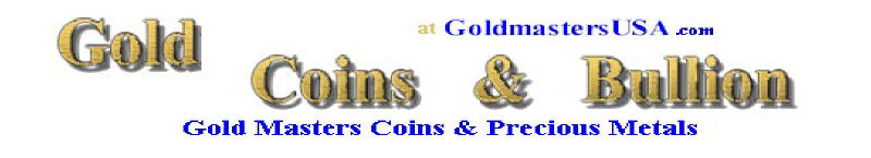 Goldmasters Precious Metals buying & selling gold silver platinum & Palladium coins